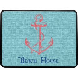 Chic Beach House Rectangular Trailer Hitch Cover