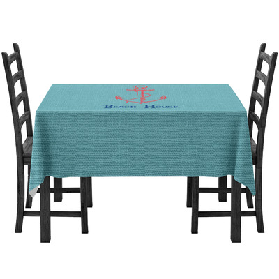 Chic Beach House Tablecloth
