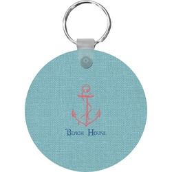 Chic Beach House Keychains - FRP