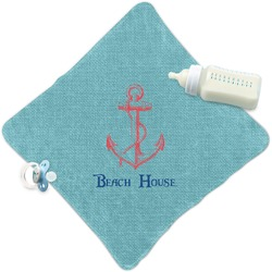 Chic Beach House Security Blanket