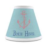 Chic Beach House Chandelier Lamp Shade