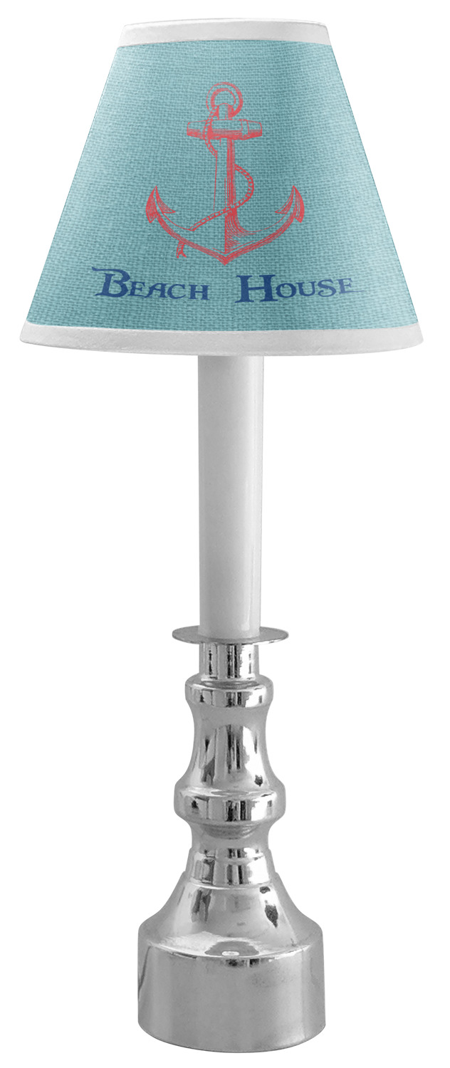 Chic Beach House Chandelier Lamp Shade Youcustomizeit