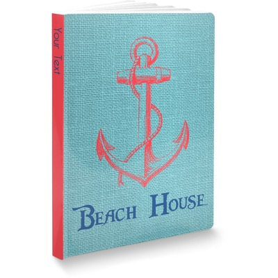 Chic Beach House Softbound Notebook