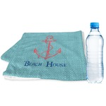 Chic Beach House Sports & Fitness Towel