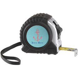 Chic Beach House Tape Measure (25 ft)