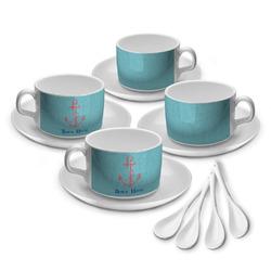 Chic Beach House Tea Cup - Set of 4