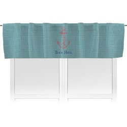 Chic Beach House Valance