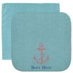 Chic Beach House Facecloth / Wash Cloth