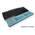 Chic Beach House Keyboard Wrist Rest