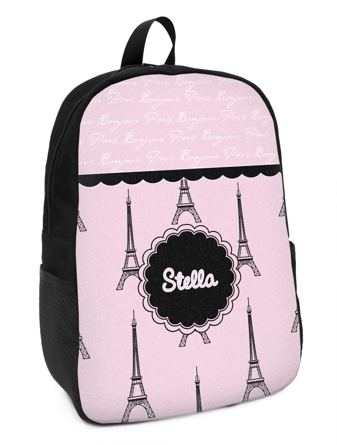Personalized Mesh Backpacks - CEAGESP 9aa51a828