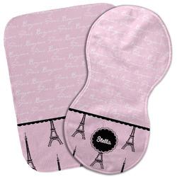 Paris & Eiffel Tower Burp Cloth (Personalized)