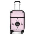Paris & Eiffel Tower Suitcase (Personalized)