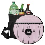 Paris & Eiffel Tower Collapsible Cooler & Seat (Personalized)