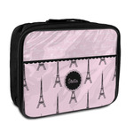 Paris & Eiffel Tower Insulated Lunch Bag (Personalized)