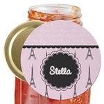 Paris & Eiffel Tower Jar Opener (Personalized)