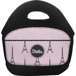 Paris & Eiffel Tower Toddler Lunch Tote (Personalized)