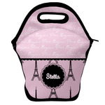 Paris & Eiffel Tower Lunch Bag (Personalized)
