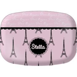 Paris & Eiffel Tower Melamine Platter (Personalized)