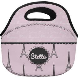 Paris & Eiffel Tower Lunch Bag (Personalized)