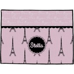 Paris & Eiffel Tower Door Mat (Personalized)