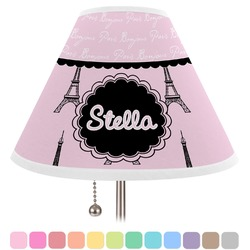 Paris & Eiffel Tower Lamp Shade (Personalized)