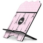 Paris & Eiffel Tower Stylized Tablet Stand (Personalized)