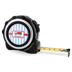 Firetruck Tape Measure - 16 Ft (Personalized)