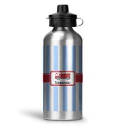 Firetruck Water Bottle - Aluminum - 20 oz (Personalized)
