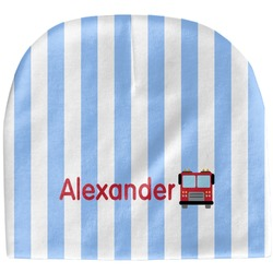 Firetruck Baby Hat (Beanie) (Personalized)