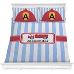 Firetruck Comforter Set (Personalized)