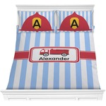 Firetruck Comforter Set (Personalized)