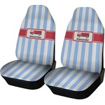 Firetruck Car Seat Covers (Set of Two) (Personalized)