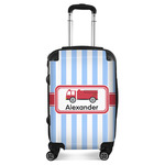 Firetruck Suitcase (Personalized)