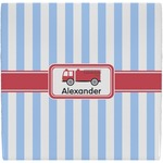 Firetruck Ceramic Tile Hot Pad (Personalized)
