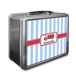 Firetruck Lunch Box (Personalized)