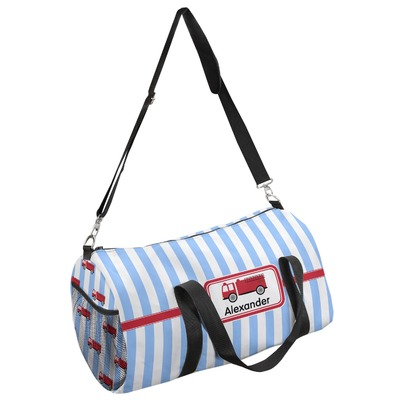 Firetruck Duffel Bag (Personalized)