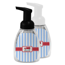 Firetruck Foam Soap Bottle (Personalized)