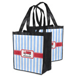 Firetruck Grocery Bag (Personalized)