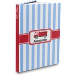 Firetruck Hardbound Journal (Personalized)