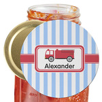 Firetruck Jar Opener (Personalized)