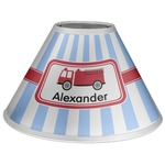 Firetruck Coolie Lamp Shade (Personalized)