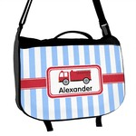Firetruck Messenger Bag (Personalized)