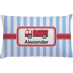 Firetruck Pillow Case (Personalized)