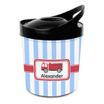 Firetruck Plastic Ice Bucket (Personalized)