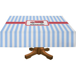 Firetruck Tablecloth (Personalized)
