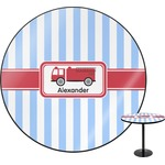Firetruck Round Table (Personalized)