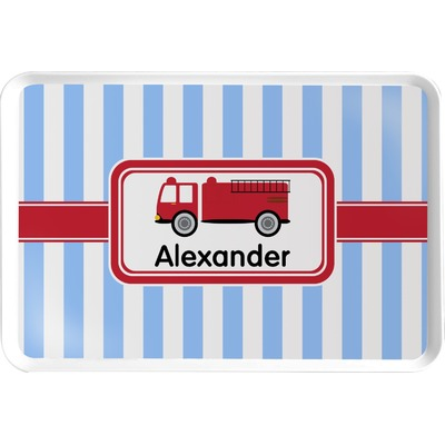 Firetruck Serving Tray (Personalized)