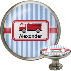Firetruck Cabinet Knobs (Personalized)