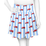 Firetruck Skater Skirt (Personalized)