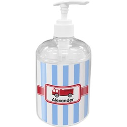 Firetruck Soap / Lotion Dispenser (Personalized)
